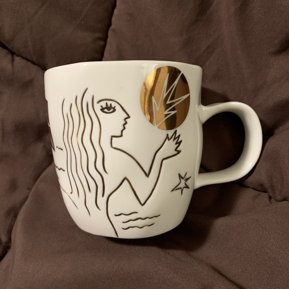 Starbucks Mermaid Mug 2012
